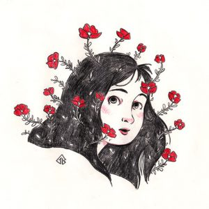 Tiphaine Boilet illustratrice freelance nantes
