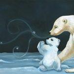 ours album jeunesse | Tiphaine Boilet illustrateur jeunesse nantes illustration ours polaire