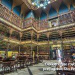 biblioteque royale portugaise Rio Brésil