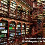 L'ancienne bibliothèque Handelingenkamer Pays-Bas