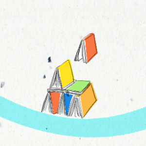 chaine du livre bibliotheque tiphaine boilet illustratrice freelance Nantes