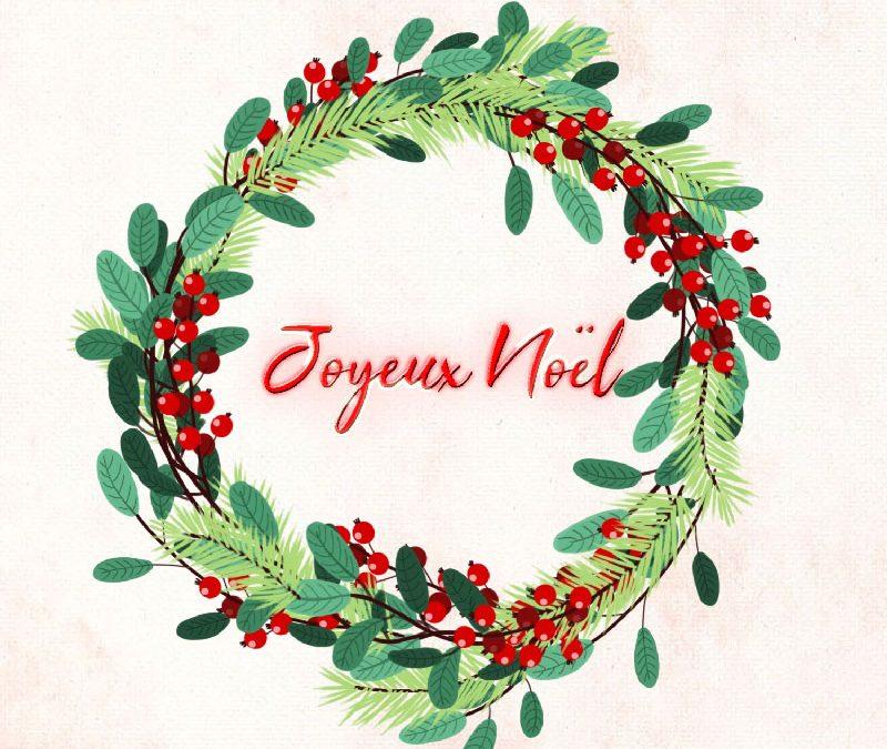 Joyeux Noël | Tiphaine Boilet illustratrice freelance Nantes