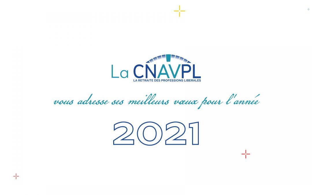 Motion design vœux CNAVPL 2021 | Tiphaine Boilet motion designer freelance Nantes