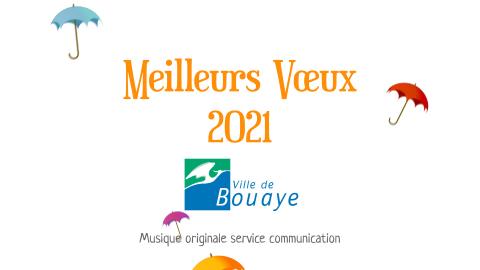 Motion design – Vœux 2021 de la ville de Bouaye