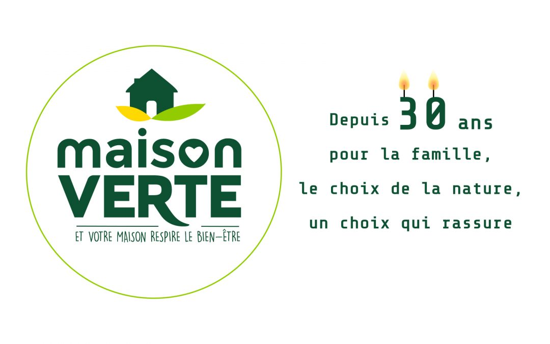 30 ans de Maison Verte |Tiphaine Boilet Motion designer freelance Nantes