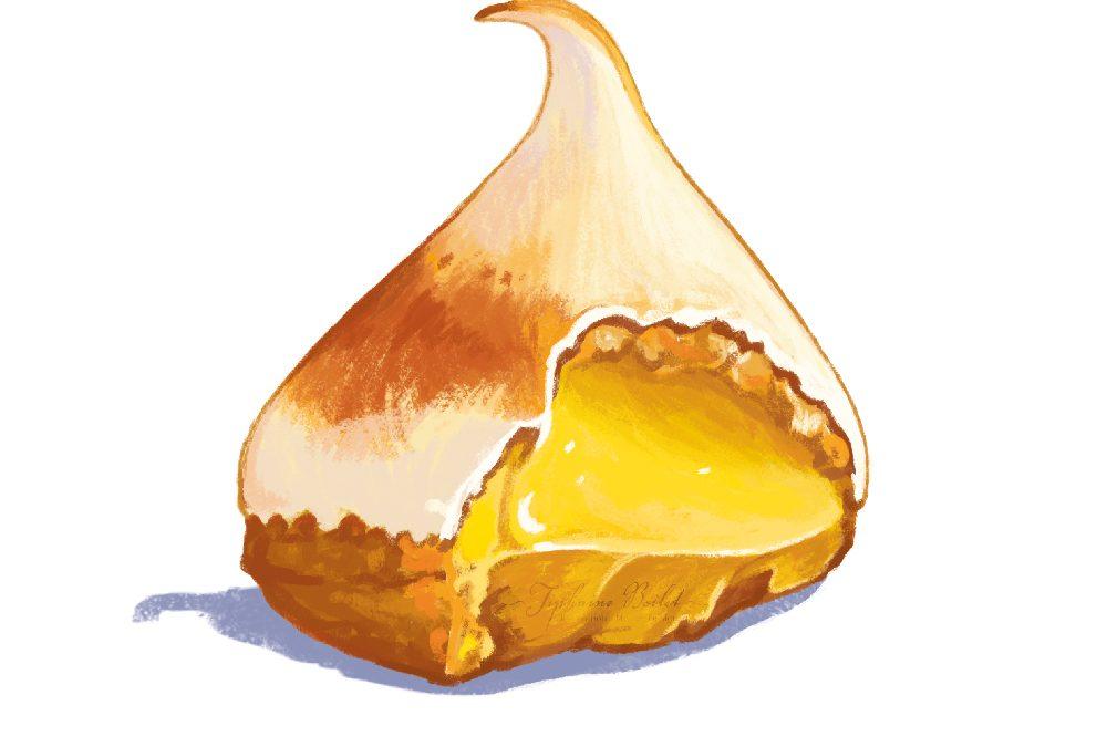 Dessin de pâtisserie | Tiphaine Boilet illustration